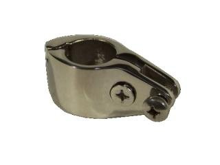 Stainless boat Bimini top hinged jaw slide 1″ 25 mm
