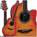 Ovation Applause Ae127-Vy Acoustic Electric Guitar