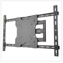 "Ultra Slim Low Profile Articulating Tv Wall Mount For Samsung Un40Eh6000Fxza Led Flat Panel Hdtv ** Collapses Less Than 2"" From Wall**"