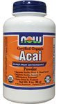 Now Foods Certified Organic Acai Powder, 3oz