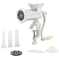 LaCuisine 10 Hand Operated Meat Grinder