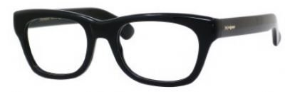 Yves Saint Laurent Yves Saint Laurent 2321 Eyeglasses-0807 Black-52mm