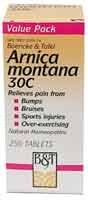 Boericke & Tafel Arnica Montana 30C -- 250 Tablets