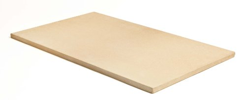 Pizzacraft PC0102 22-Inch x 13.5-Inch Rectangular Cordierite Baking/ Pizza Stone