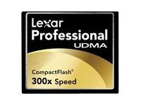 Lexar 16GB 300X Professional UDMA CompactFlash