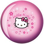 Hello Kitty Pink Glow Viz-A-Ball Picture