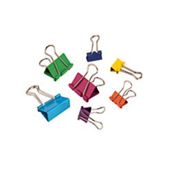Fashion Binder Clips, Assorted Sizes, Assorted Colors, Pack Of 65 (Mixed Binder Clips compare prices)