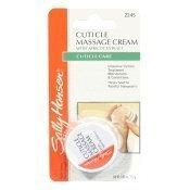 Sally Hansen Cuticle Massage Cream, with Apricot Oil