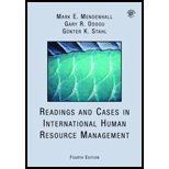 img - for Readings & Cases in International Human Resource Management (4th, 07) by Mendenhall, Mark E [Paperback (2006)] book / textbook / text book