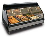 Alto-Shaam Countertop Halo Heat Heated Display Case