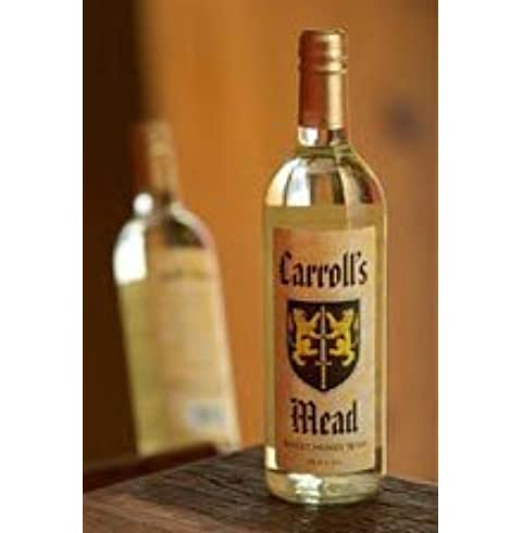 Amazon.com: Brotherhood Carroll's Mead 750ML: Wine