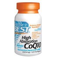 Doctors Best High Absorption CoQ10 by Doctors Best