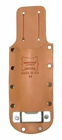 Leather Knife Sheath & Tape Holder