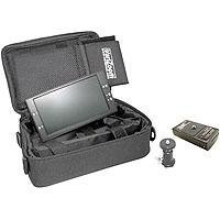 VariZoom VZ-TFT7U Ultimate Monitor Kit with 7-Inch 16:9 Monitor, 702M Battery Kit, Case, Shoemount, and Sundhood