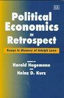 img - for Political Economics in Retrospect: Essays in Memory of Adolph Lowe book / textbook / text book