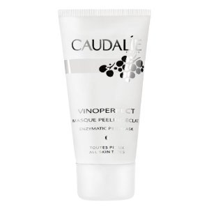 Caudalie Vinoperfect Enzymatic Peel Mask with glycolic acid