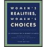 img - for Women's Realities, Women's Choices - An Introduction To Women's Studies (3rd, 05) by [Paperback (2005)] book / textbook / text book