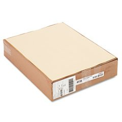 * Cream Manila Drawing Paper, 50 lbs., 18 x 24, 500 Sheets/Pack