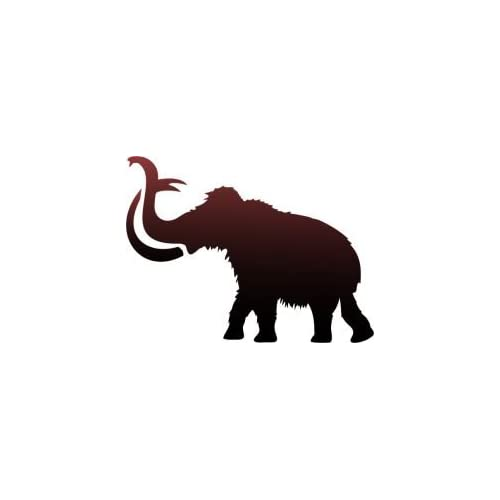 Amazon.com : Tattoo Stencil - Wooly Mammoth - #340 : Tattooing