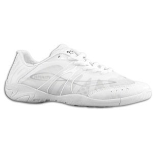 Nfinity Vengeance Cheer Shoe (Pair), White, 5