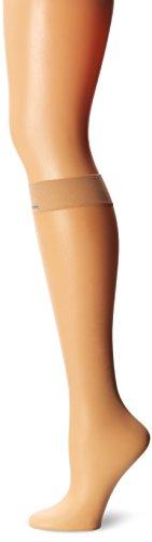 CK Womens Matte Ultra Sheer Knee Hig…