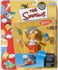 The Simpsons Wave 3 Action Figure Milhouse