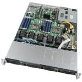 Intel Server System Barebone System - 1U Rack-mountable - Socket B2 LGA-1356 - 2 x Total Processor Support (Xeon) R1304BB4DC