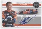 Jeff Burton (Trading Card) 2009 Press Pass Autographs Silver #7 by Press Pass