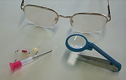 Magnified Eyeglass Repair Kit weak system models for distributed agreement problems