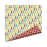 Imaginisce Endless Summer Soda Pop 12x12 Scrapbook Paper