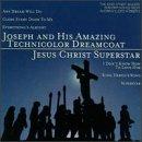 Joseph Amazing Dreamcoat & Jesus Christ
