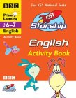 Judith Puddick KS1 English Activity Book: Pupil Book (Starship)