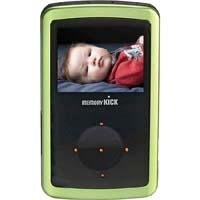 Memory Kick 60 GB MediaCenter HDD Portable Multimedia Photo Viewer & Manager with USB 2.0 Interface - Lime