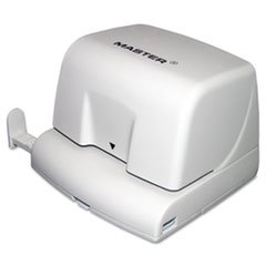 ** Electric Two-Hole Punch, 10-Sheet Capacity **