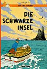 Tim und Struppi, Carlsen Comics, Bd.15, Die schwarze Insel (Edition en Allemand)