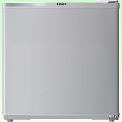 ハイアール 40L 1ドア冷蔵庫(直冷式)グレーHaier JR-N40E(H)