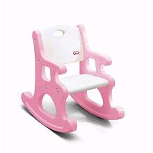 Little Tikes Pink Rocking Chair from MGA Entertainment