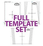Window Treatment Template Set