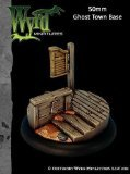 Wyrd Miniatures 50mm Ghost Town Bases Model Kit