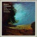 フォルクマン:弦楽四重奏曲 第1番イ短調Op.9/同第4番ホ短調Op.35