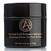 Radiance or colloïdal Meltdown nettoyage Creme