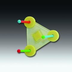 Cheap JW Pet Company Insight Sliding Pegs Small Bird Toy Assorted Colors (B0002DJUQA)