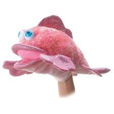 """Aurora Plush Coral Fish Body Puppet 12"""" by Aurora from Aurora"""