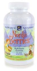 NORDIC NATURALS - NORDIC BERRIES - BONBONS