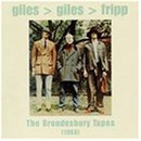 Brondesbury Tapes 1968 by Giles Giles & Fripp (2002-06-25)