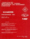 img - for Thirteenth Annual IEEE Semiconductor Thermal Measurement and Management Symposium: Proceedings 1997 Austin, Tx, Usa, January 28-30, 1997 book / textbook / text book