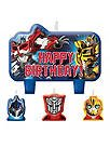 Transformer 2014 Molded Candle Set (4 Pieces) - 1