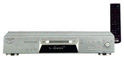 Sony MDS-JE480S MiniDisc deck- Silver