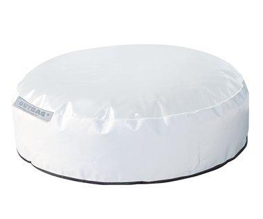 PLATEAU Sitz-/Liegekissen stylisch + topaktuell Wellness pur OUTBAG, Farbe:rot/schwarz