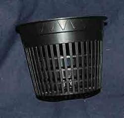 Net Pots 6 inch, Round